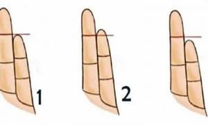 Σοκαριστικό: Τι δείχνει το μικρό σου δάχτυλο για τον χαρακτήρα σου;
