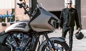 Αυτή η μοτοσικλέτα έχει κάτι που δεν έχει καμία άλλη στο είδος της!