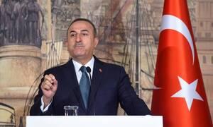 Τσαβούσογλου: Έχουμε λάβει μέτρα για την προστασία των δικαιωμάτων μας στην Ανατ. Μεσόγειο