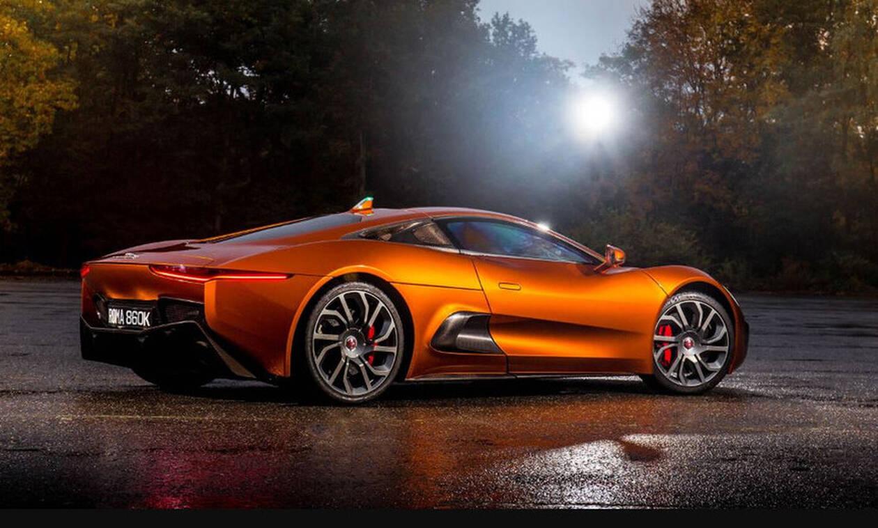 Αυτό είναι το αυτοκίνητο που θα ζηλέψεις