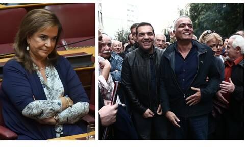 Μπακογιάννη για Τσίπρα: Θα ήταν κωμικό να πάει μέχρι την αμερικανική πρεσβεία