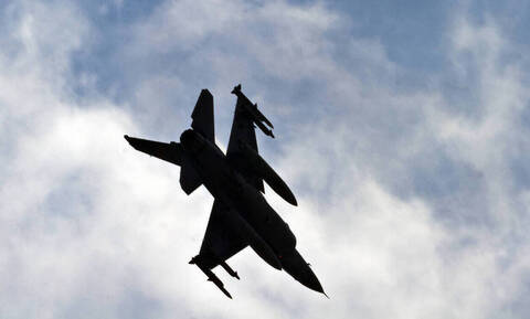 «Σουρωτήρι» το Αιγαίο: Τέσσερις εικονικές αερομαχίες και 22 παραβιάσεις