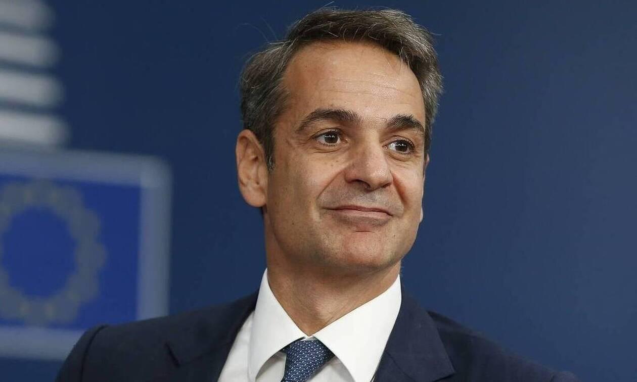 Μητσοτάκης στη Handelsblatt: «Η Ελλάδα θα είναι άλλη χώρα σε δύο χρόνια»