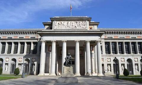 Μουσείο ντελ Πράδο: Δείτε το doodle της Google (pics)