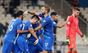 Ελλάδα – Φινλανδία 2-1: Φινάλε με χαμόγελα και αισιοδοξία