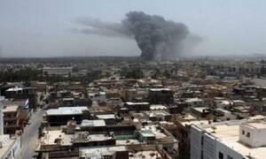 Λιβύη: Δέκα νεκροί και 35 τραυματίες σε αεροπορική επιδρομή σε εργοστάσιο μπισκότων