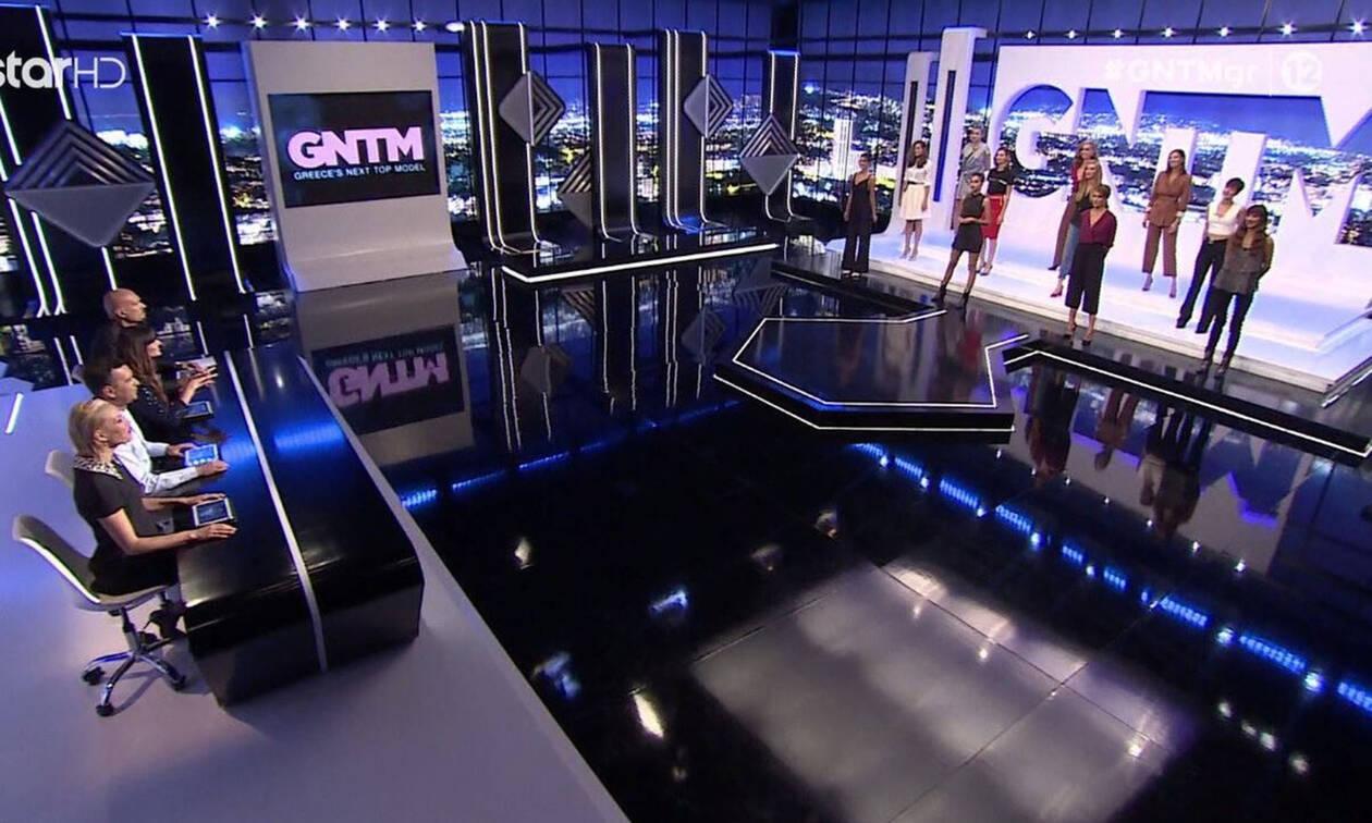GNTM: Αποχώρησε με κλάματα - Την αγκάλιασαν και μετά την... «έθαψαν» κανονικά! (Photos-Video)
