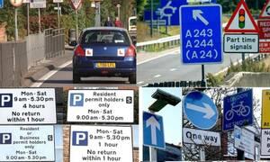 Tέλος τα οδικά σήματα από τους δρόμους της Βρετανίας;