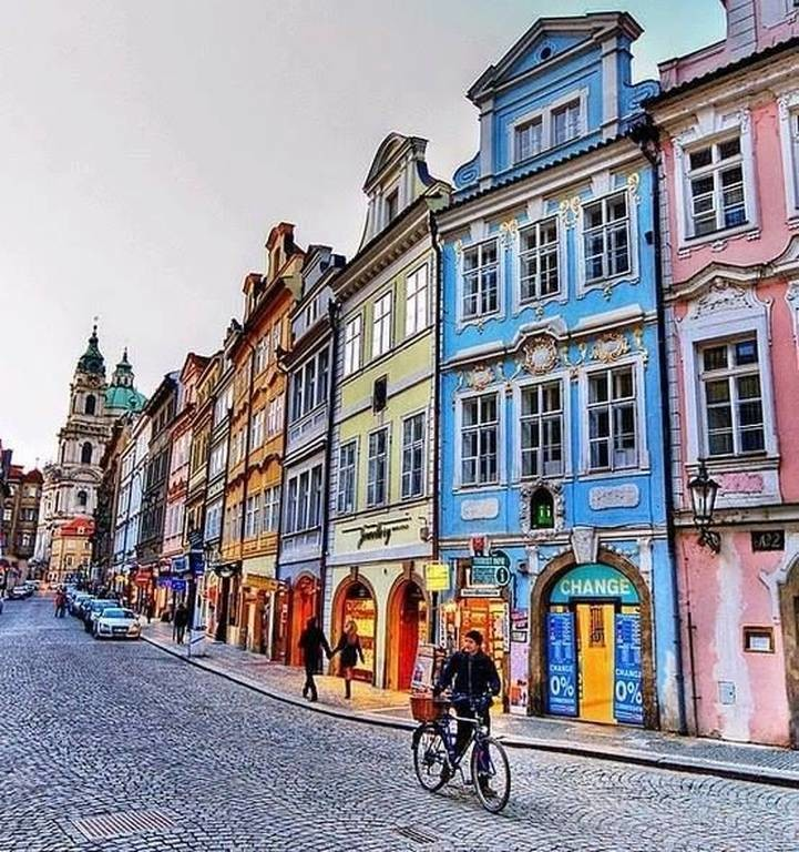 Mala Strana - H παραμυθένια γειτονιά της Ευρώπης