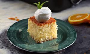 Η γλυκιά συνταγή της ημέρας: Ραβανί
