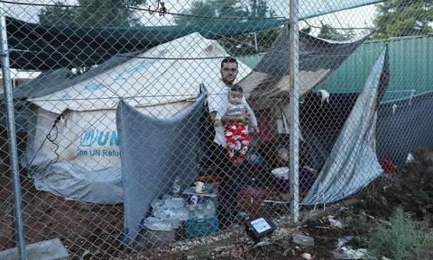 В Греции центры для временного проживания беженцев станут закрытыми