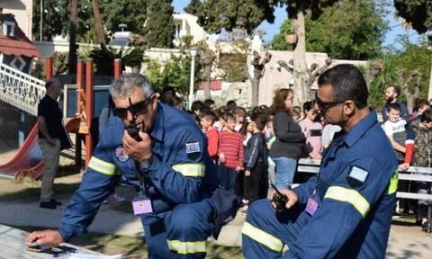 Σεισμός και τσουνάμι στην Κω: Οι σειρήνες συναγερμού και η ετοιμότητα των Αρχών (vids)