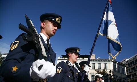 Ημέρα Ενόπλων Δυνάμεων: Το πρόγραμμα των εκδηλώσεων στην Αθήνα