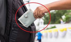 Πρόσεχε: Έτσι θα σου κλέψουν το πορτοφόλι και δεν θα το πάρεις χαμπάρι