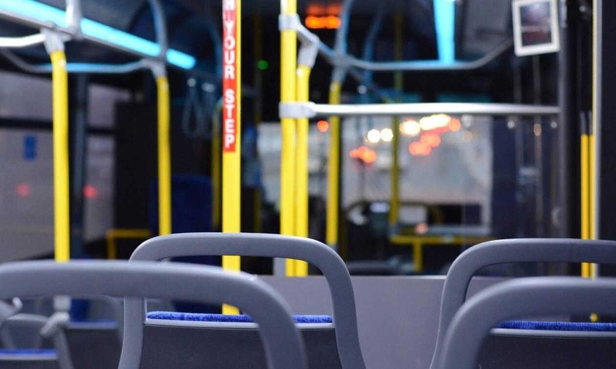 Τραγωδία: Λεωφορείο περνάει πάνω από γιαγιά που συνόδευε το εγγονάκι της – ΣΚΛΗΡΕΣ ΕΙΚΟΝΕΣ (pics)