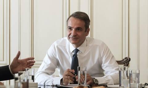 Ο Μητσοτάκης ποντάρει στην οικονομία: Κατοχυρώνει Συνταγματικά το ελάχιστο εγγυημένο εισόδημα