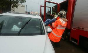 Καιρός: «Σαρώνει» τη χώρα η κακοκαιρία - Κινδύνεψαν γυναίκες στη Χαλκιδική - Προβλήματα στο Ιόνιο