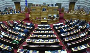 Βουλή: Απορρίφθηκε η ένσταση αντισυνταγματικότητας του ΣΥΡΙΖΑ για την εκλογή Προέδρου Δημοκρατίας