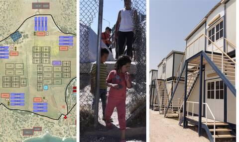 Μεταναστευτικό: Έτσι θα είναι τα πέντε «κλειστά» κέντρα στα νησιά (pics)