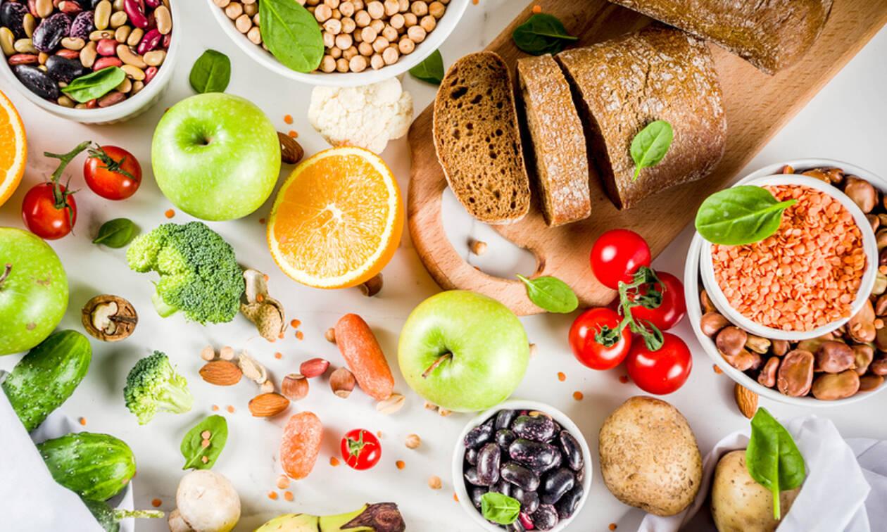 Φυτικές ίνες: Πώς θα αυξήσετε την πρόσληψη προς όφελος της υγείας σας (εικόνες)