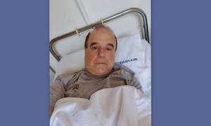 Συγκίνηση για τον Παύλο Χαϊκάλη: Οι δύσκολες ώρες στο νοσοκομείο και η εγχείρηση