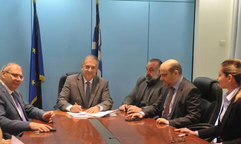 Υπουργείο Εσωτερικών: Υπεγράφη πρωτόκολλο για τη διασφάλιση της διαφάνειας στη χορήγηση ιθαγένειας