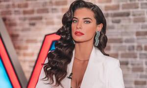 Είναι η Χριστίνα Μπόμπα η επόμενη παίκτρια του «The Voice of Greece»;