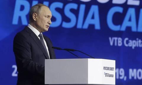Путин назвал скромными результаты работы кабмина по обеспечению роста доходов граждан