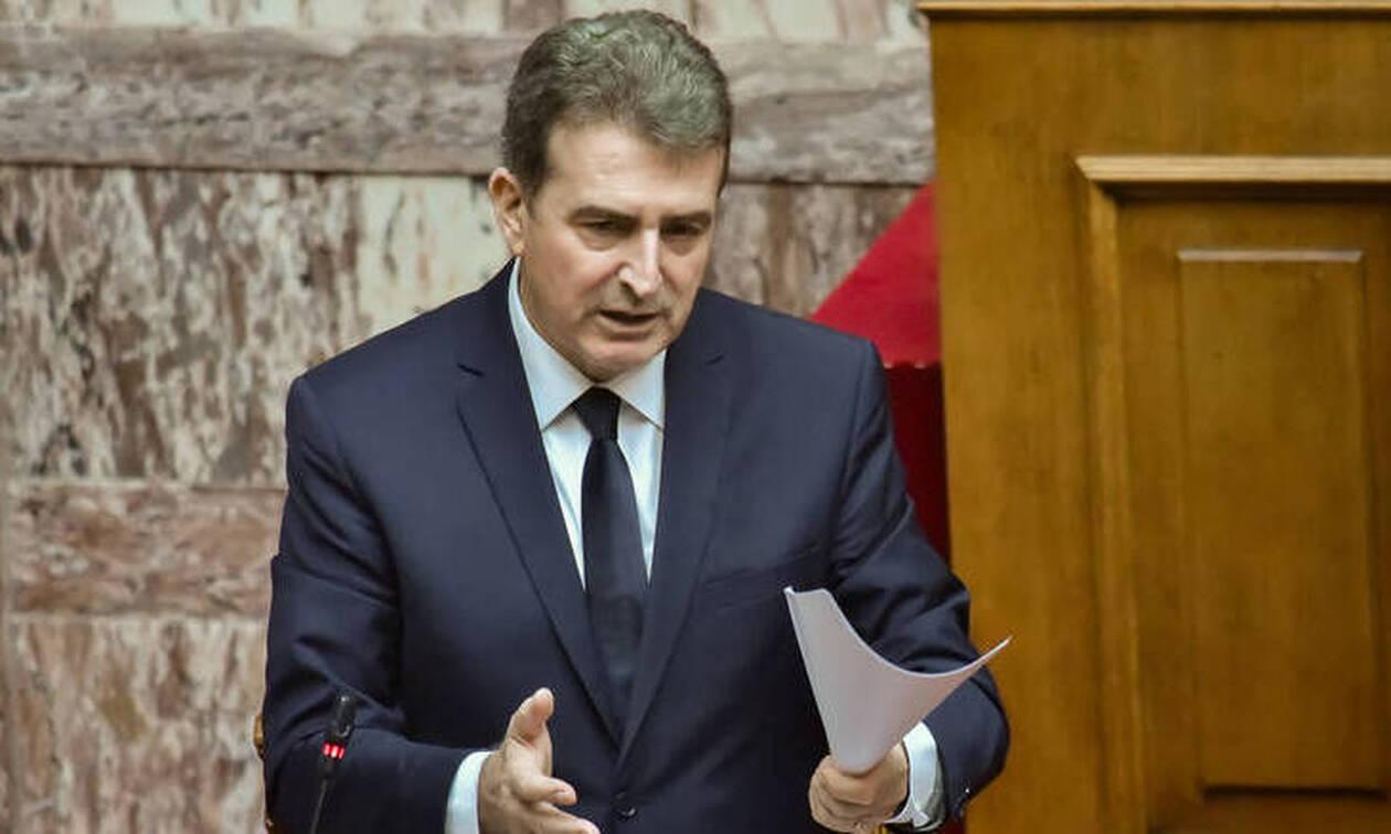 Χρυσοχοΐδης κατά ΣΥΡΙΖΑ: Η εποχή της ανοχής της βίας τέλειωσε