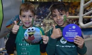 Η «Κερkidα ΟΠΑΠ» σε Euroleague και Super League - Πώς θα κερδίσετε δωρεάν προσκλήσεις