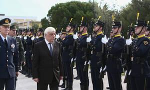 Παυλόπουλος:Η Στρατιωτική Σχολή Ευελπίδων εκπληρώνει διαχρονικώς και επαξίως την εθνική της αποστολή