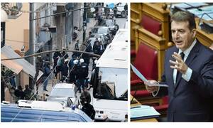 Τελεσίγραφο Χρυσοχοΐδη για τις παράνομες καταλήψεις: Έχετε προθεσμία 15 ημερών