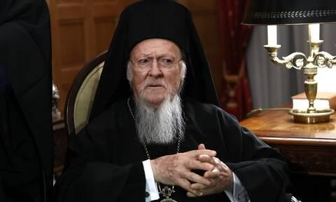 Τρόμος για τον Οικουμενικό Πατριάρχη Βαρθολομαίο: Μασκοφόροι εισέβαλαν στο σπίτι του