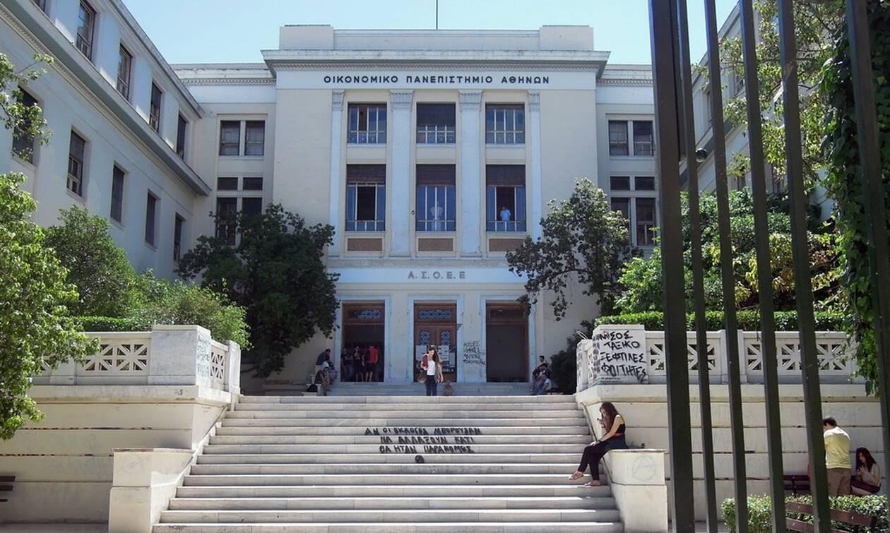 Άγριο ξύλο ΑΣΟΕΕ: Ντου από αντιεξουσιαστές στη γενική συνέλευση (vid)