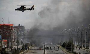 Χάος στη Βολιβία: Οκτώ νεκροί στις ταραχές μεταξύ των δυνάμεων της τάξης και διαδηλωτών