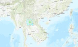 Ισχυρός σεισμός στα σύνορα Λάος - Ταϊλάνδης