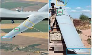 Λιβύη: Οι δυνάμεις του στρατάρχη Χάφταρ υποστηρίζουν πως κατέρριψαν ιταλικό UAV