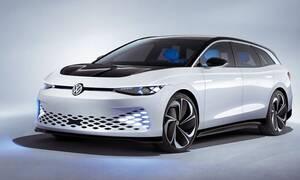 Το VW ID. Space Vizzion είναι ένα μελλοντικό ηλεκτρικό Passat στέισον