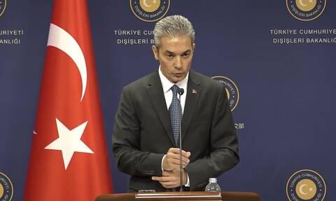 Αήθης επίθεση του τουρκικού ΥΠ.ΕΞ. σε Μητσοτάκη: «Αβάσιμες και ατυχείς οι δηλώσεις σου»