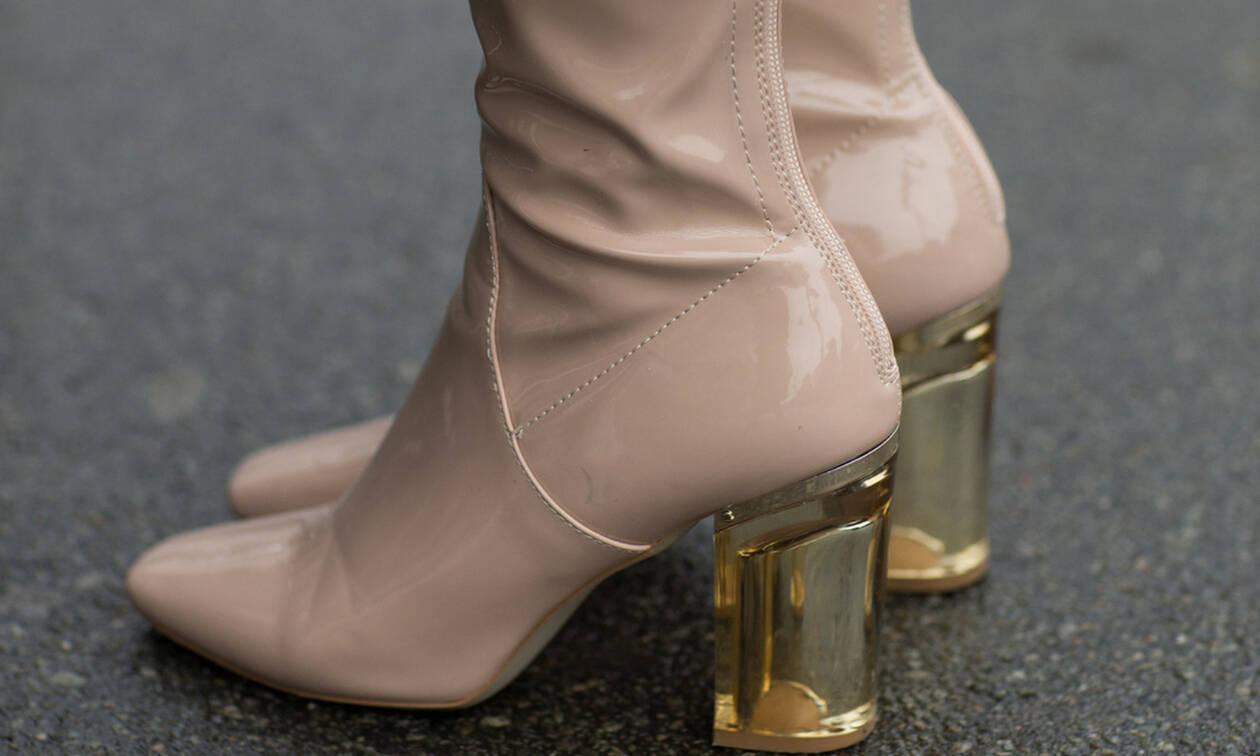 Αυτά είναι τα πιο stylish μποτάκια της σεζόν