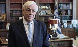 Προκόπης Παυλόπουλος: Το μήνυμά του για την γιορτή των Ενόπλων Δυνάμεων