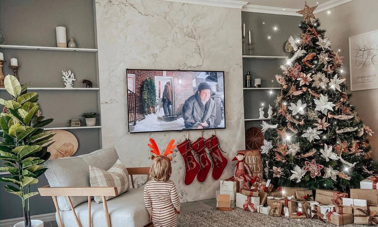 Δεκαπέντε στολισμένα χριστουγεννιάτικα δέντρα για να πάρετε ιδέες (pics)