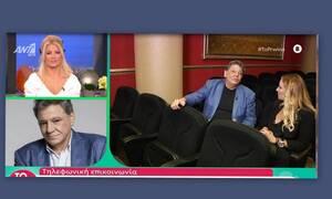 Γιώργος Παρτσαλάκης: Μιλάει πρώτη φορά για το ατύχημά του
