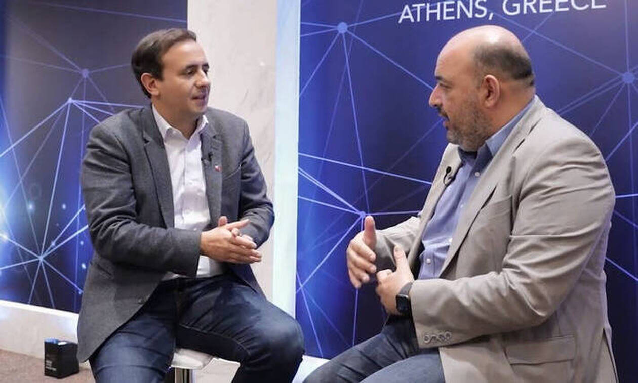 Αντώνης Πολεμίτης: Είμαστε στην αρχή των εφαρμογών του blockchain