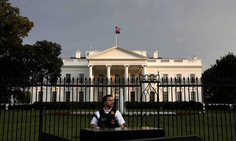 ΗΠΑ - Μυστική Υπηρεσία: Όχημα προσπάθησε να μπει στον Λευκό Οίκο
