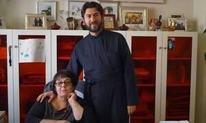 Βαρύ πένθος στην Κιβωτό του Κόσμου: Ο πατέρας Αντώνιος αποχαιρετά τον άνθρωπό του