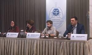 Κικίλιας: Πρόγραμμα πρώιμης πρόσβασης σε καινοτόμο φάρμακο για την κυστική ίνωση