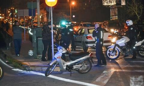 ΤΩΡΑ: Τροχαίο με αστυνομικούς της ΔΙΑΣ - Μεταφέρθηκαν στο Στρατιωτικό Νοσοκομείο