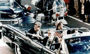 Σαν σήμερα το 1963 δολοφονήθηκε στο Ντάλας ο Τζον Κένεντι