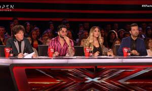 X-Factor: Σκόρπισε τον τρόμο η Βανδή στο πλατό! Οι μέντορες έμειναν με το στόμα ανοιχτό! Τι συνέβη;